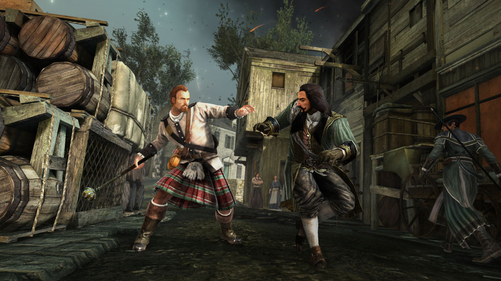 Assassin's Creed III – The Battle Hardened Pack