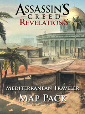 Assassin's Creed Revelations - Mediterranean Traveler Map Pack