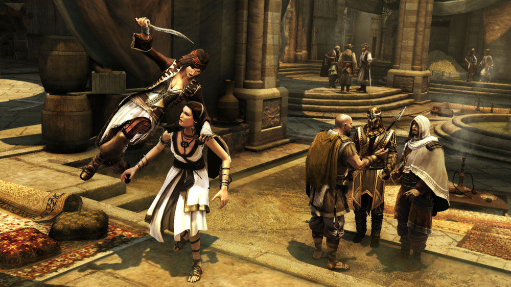 Assassin's Creed Revelations - The Ancestors Character Pack