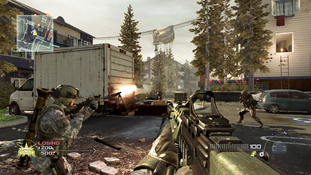 Call of Duty: Modern Warfare 2 - Stimulus Package.
