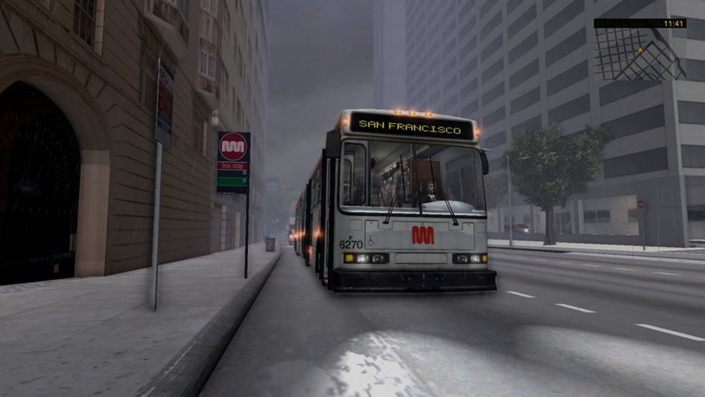 Bus- & Cable Car-Simulator