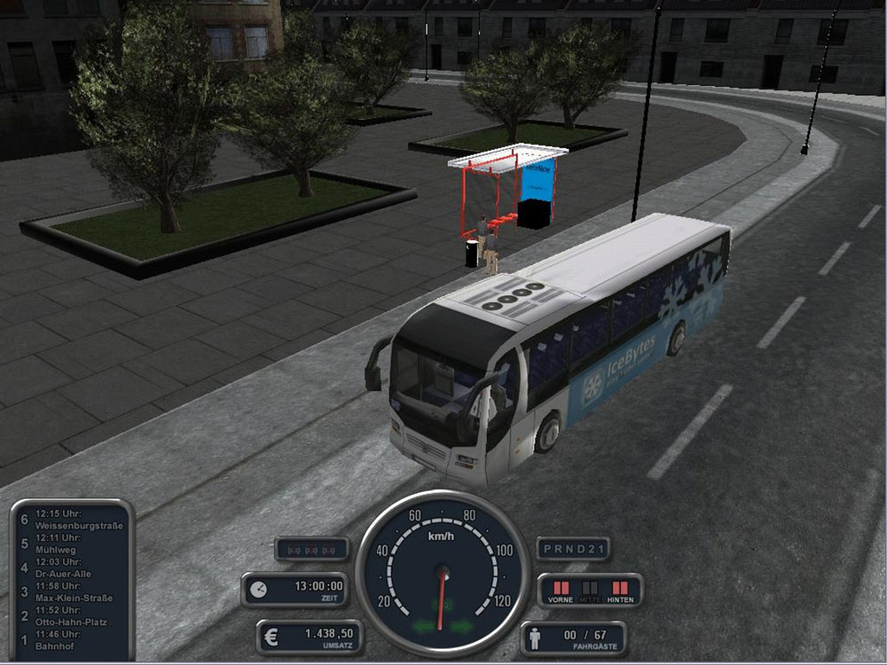 Игра Bus Simulator 2008 Торрент