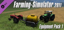 Farming Simulator 2011 Equipment Pack 1