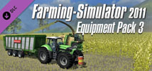 Farming Simulator 2011 Equipment Pack 3
