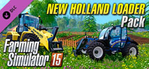 Farming Simulator 15 - New Holland Loader Pack