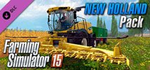 Farming Simulator 15 - New Holland Pack