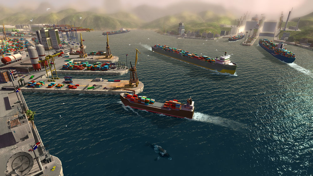 TransOcean. The Shipping Company